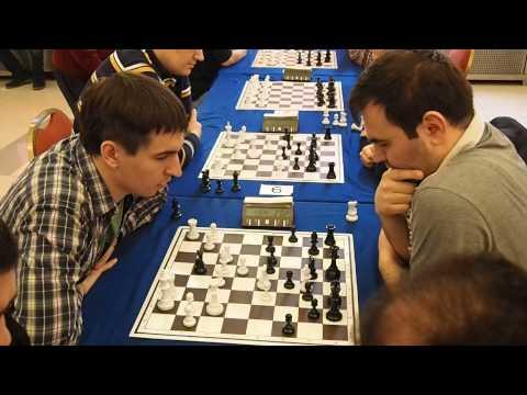 chess blitz  GM Andreikin - GM Mamedyarov