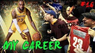 IL RITORNO DI LEBRON A CLEVELAND! & PRIMO SPONSOR! - NBA2K19 My Career #16 - [ITA PS4]