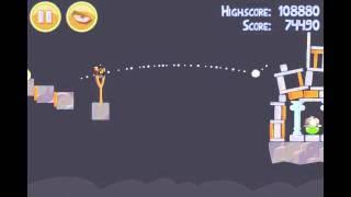 Video Angry Birds 15-2 Mine & Dine 3 Star Walkthrough download MP3, 3GP, MP4, WEBM, AVI, FLV Juli 2018