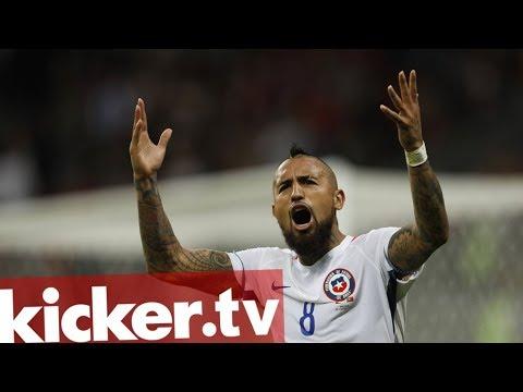 Bad Boy Vidal: Partyvorwürfe gegen Bayern-Star