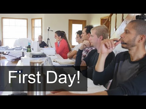 First Day! How'd It Go?