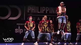 Xtreme Dancers   2nd place - World of Dance 2017 Philippines - Stafaband