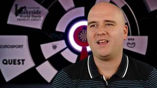 2018 PDC World Champion Rob Cross chats about visiting Lakeside for the first time