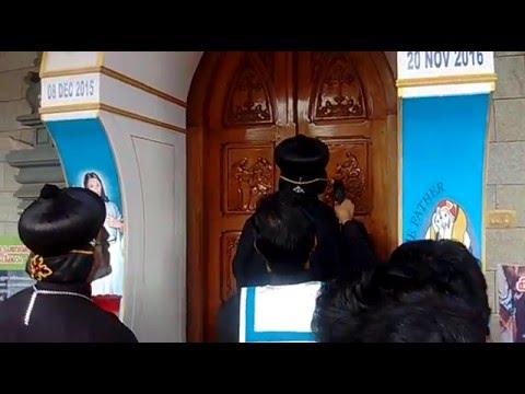 HOLY DOOR OF MERCY OPENING @ ST. JOHN