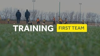 Inside Training | Pre Sheffield United
