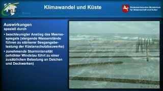KLIFF - KÜSTE (Klimafolgenforschung in Niedersachsen)