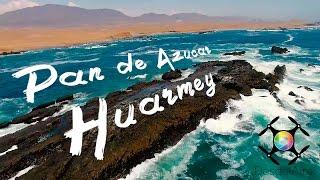 Increíbles playas de Huarmey | Peru 2017