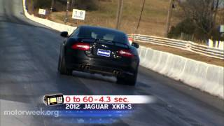Jaguar XKR-S Convertible 2012 Videos