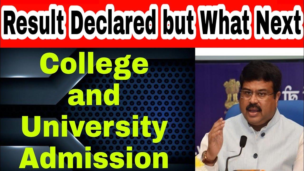Result Declared but what Next? DU Admission Big Update - College, University Update
