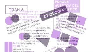 TRASTORNO POR DÉFICIT DE ATENCIÓN  HIPERACTIVIDAD EN EL ADULTO TDAH A