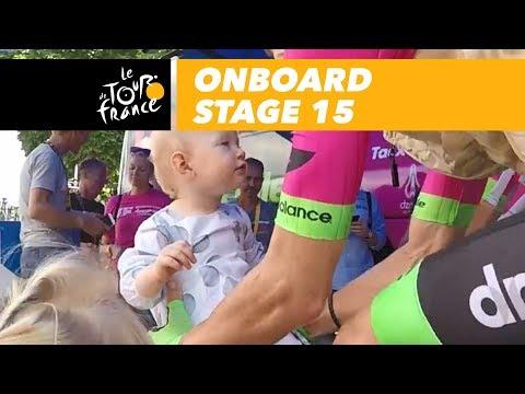 Onboard camera - Stage 15 - Tour de France 2018