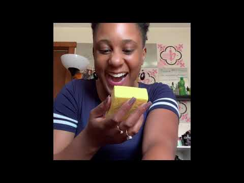 Does it work?: Exfoliating Bath Sponge