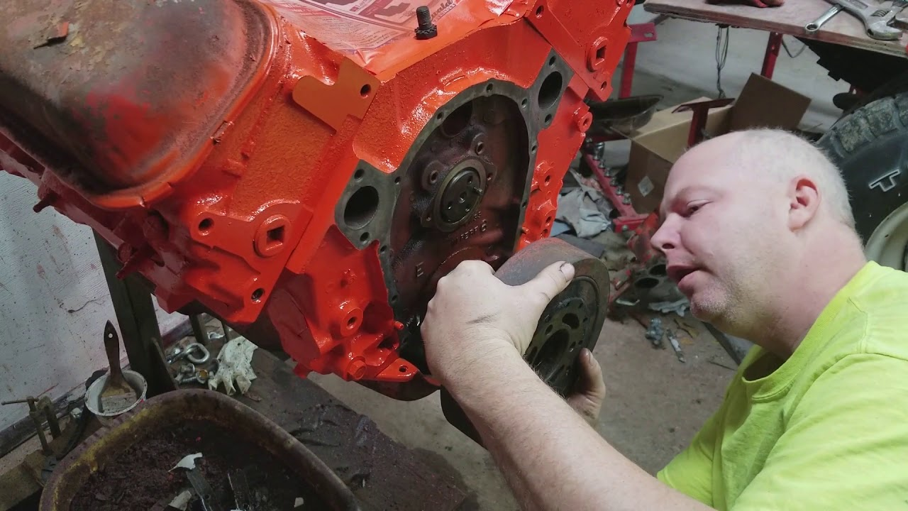 91 GMC C3500 454 TBI Engine Miss & Timing Check by mossman381