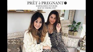 Prêt à Pregnant TV:  Babykamer tour bij Kae Sutherland