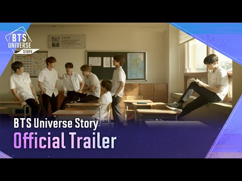 [BTS Universe Story] Official Trailer