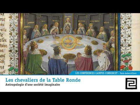 POÉSIE MÉDIÉVALE – Les chevaliers de la Table Ronde (conférence vidéo de Michel Pastoureau)
