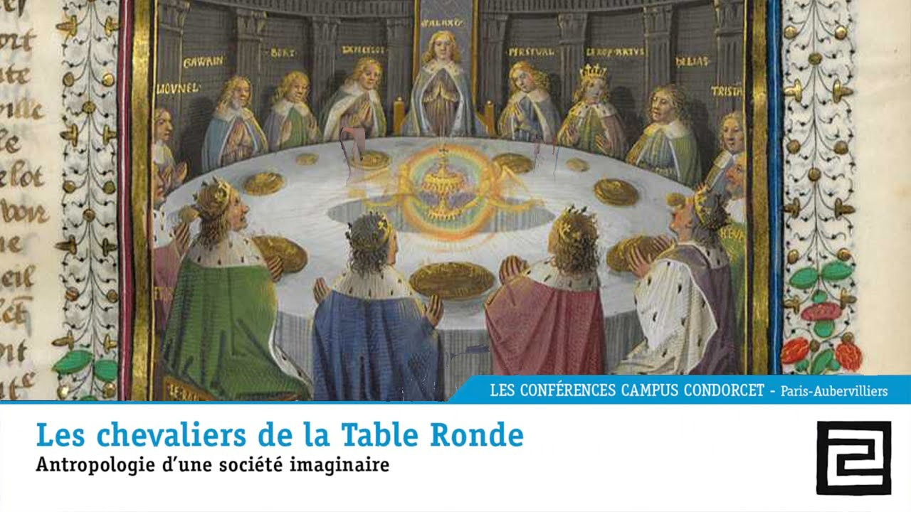 poÉsie mÉdiÉvale – les chevaliers de la table ronde (conférence