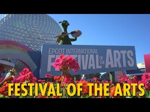 Epcot International Festival of the Arts 2019 | Walt Disney World