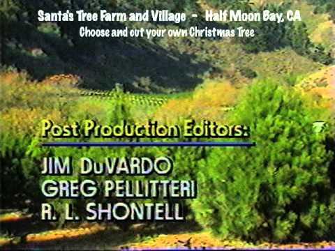 Tree Farm and Village Media Nostalgia