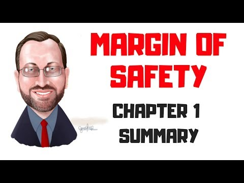 MARGIN OF SAFETY - SETH KLARMAN - CHAPTER 1 SUMMARY