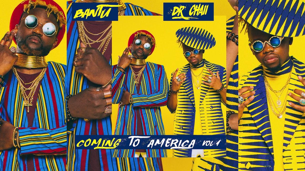 Bantu & Dr.Chaii - Somebody (Audio)