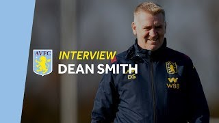 Interview | Dean Smith reveals plans for the international period