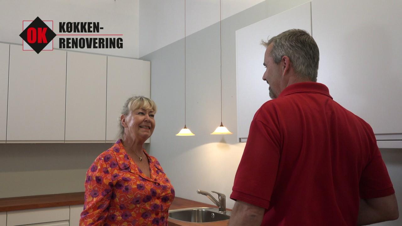 OK Køkkenrenovering 20s 4K - YouTube