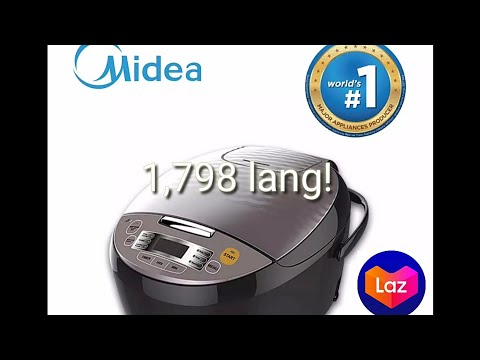 Midea Multi Cooker Reviews ( LAZADA ) Sulit!! Best Rice Cooker