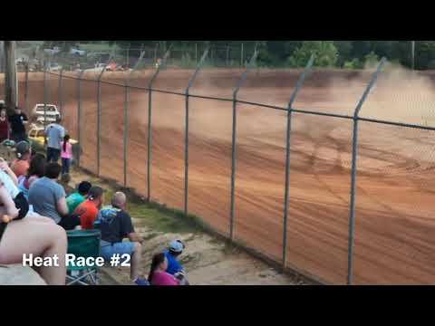 5/18/19 Pure Stock Harris Speedway