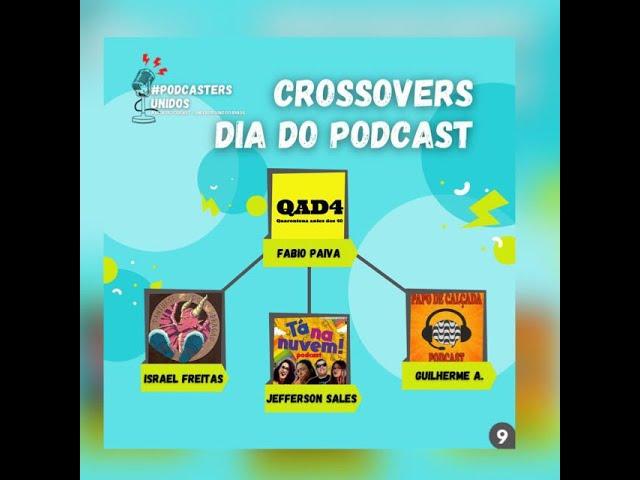 #093 - Crossover: Uma pandemia em nossa infância! (Especial #029)