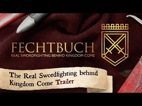 Fechtbuch: The Real Swordfighting behind Kingdom Come Trailer