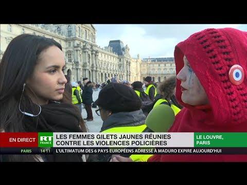 Femme Gilet jaune : «Jamais je n'aurais cru vivre autant de souffrances en 2019»
