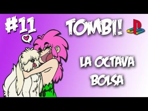 """Tombi! (PS1) - ¡Completo 100% y Comentado! (11/14) """"La octava bolsa"""""""