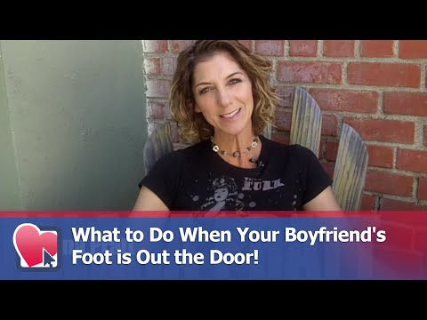 dating foot in the door