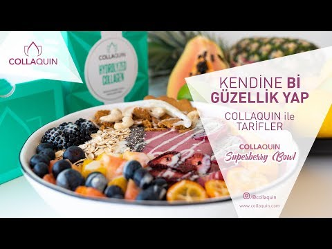 Collaquin Superberry Bowl Tarifi