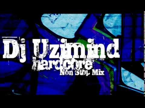 DJ Uzimind - Hardcore-Gabber Mix @t Orbita FM Mexico City