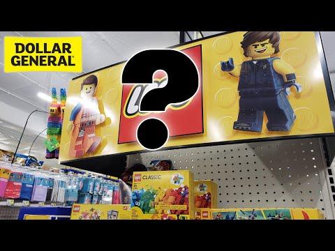 LEGO At Dollar General???