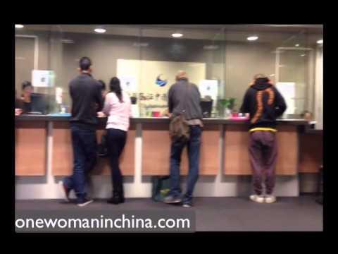 China Visa Application - episode 1
