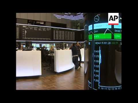 German markets open lower, analyst on recent market activity