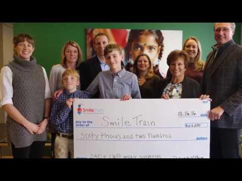 Maine Pointe creates 240 new smiles