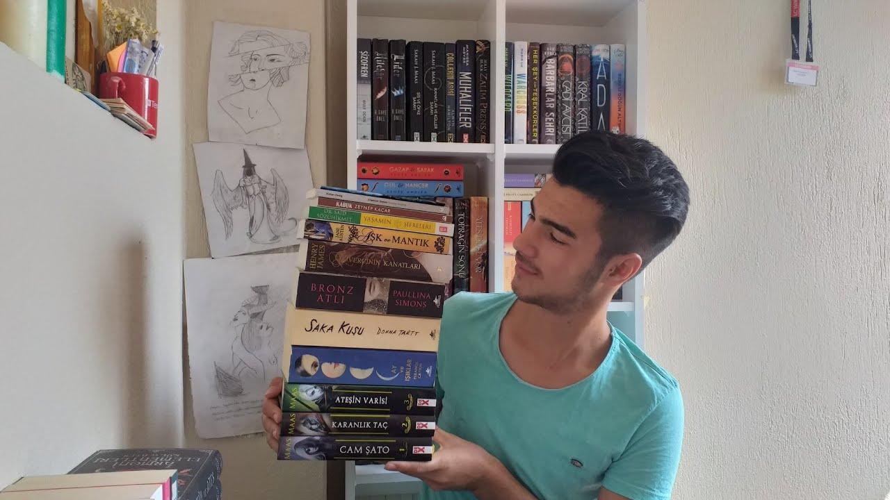 Kitaplığıma Yeni Eklenenler ll Kitap Alışverişi - Çekilişten Kazandıklarım