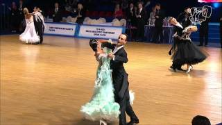 Final Quickstep | 2014 Euro STD | DanceSport Total