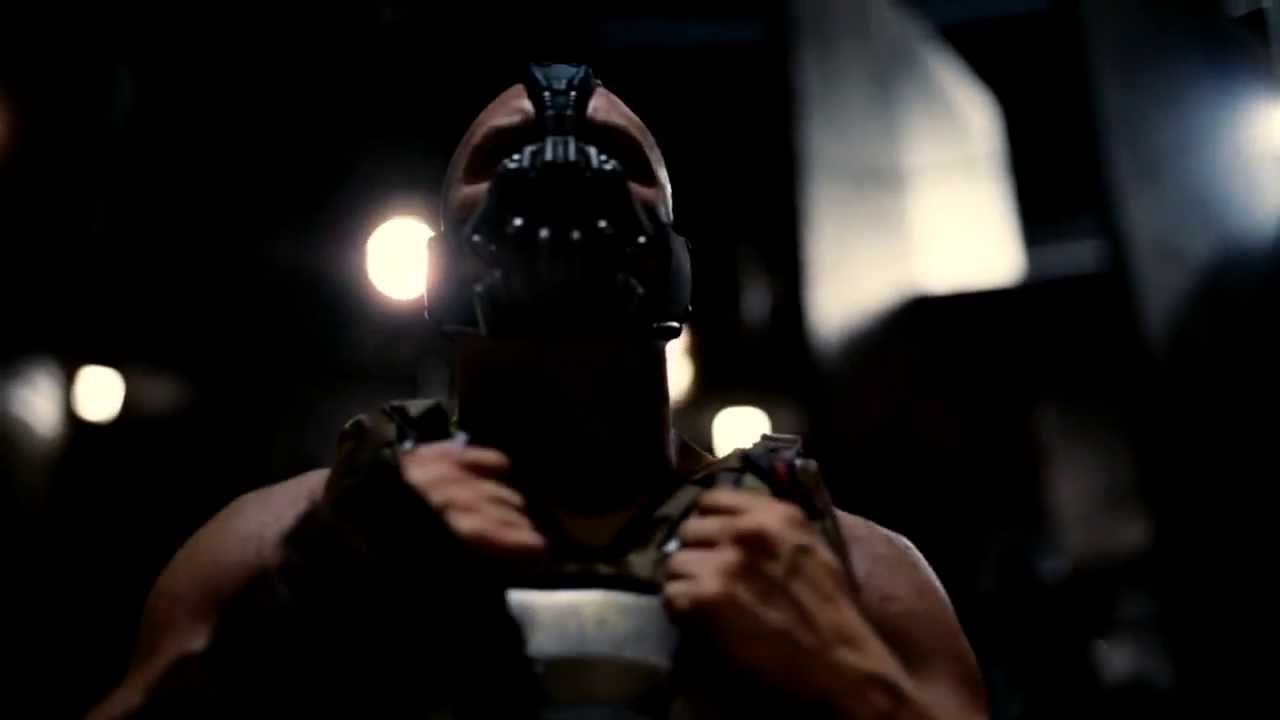 the dark knight rises bane fight