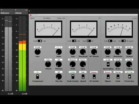 VladG Sound - Limiter No6