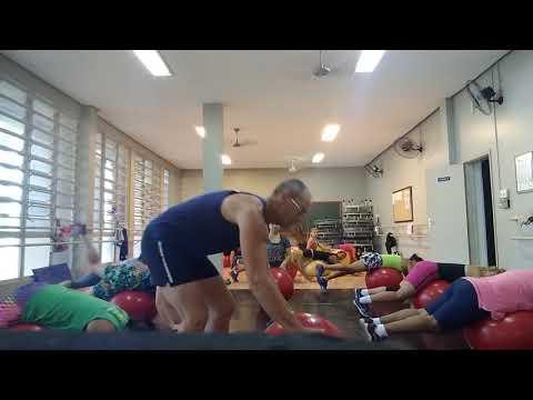 Fitball com Ângelo Castanheiro