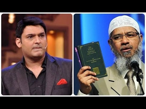 Dr Zakir Naik Aggressive Answer on Kapil Sharma Show