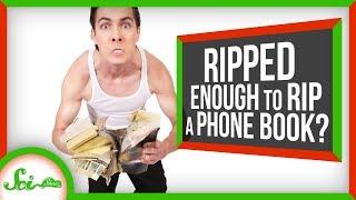 Can You Rip a Phone Book in Half?