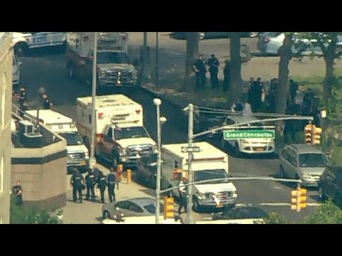 Multiple people shot at New York City hospital