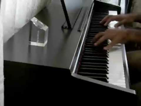 Transformers theme piano improvisation