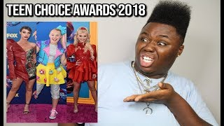 BEST & WORST DRESSED TEEN CHOICE AWARDS 2018